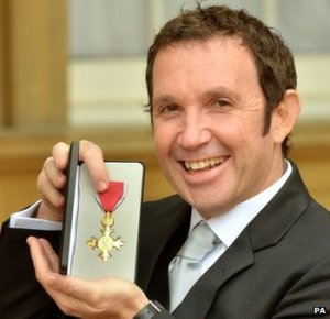 Conway, an Australian, received an OBE  six months after the broadcast of Saving Syria's Children http://www.bbc.co.uk/news/uk-26896141
