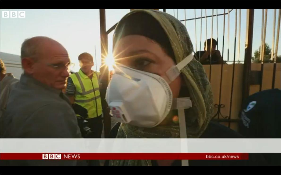 fabrication in bbc panorama 'saving syria's children'   analysis of